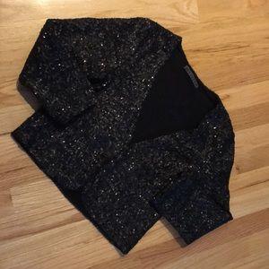 Velvet by Graham & Spencer sequined jacket